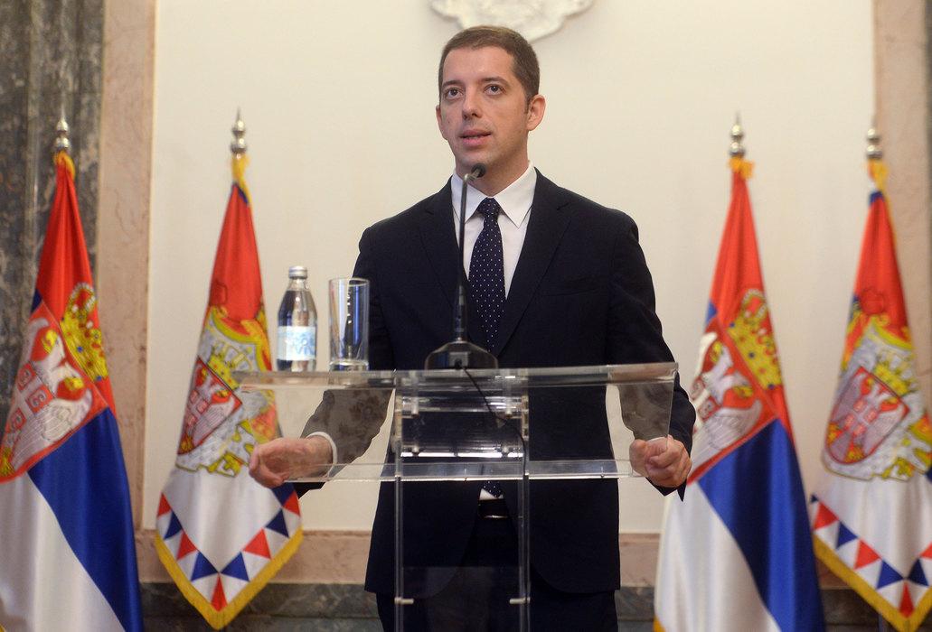 Đurić:Predstavnici institucija u Prištini se hvale onime čega bi trebalo da se stide