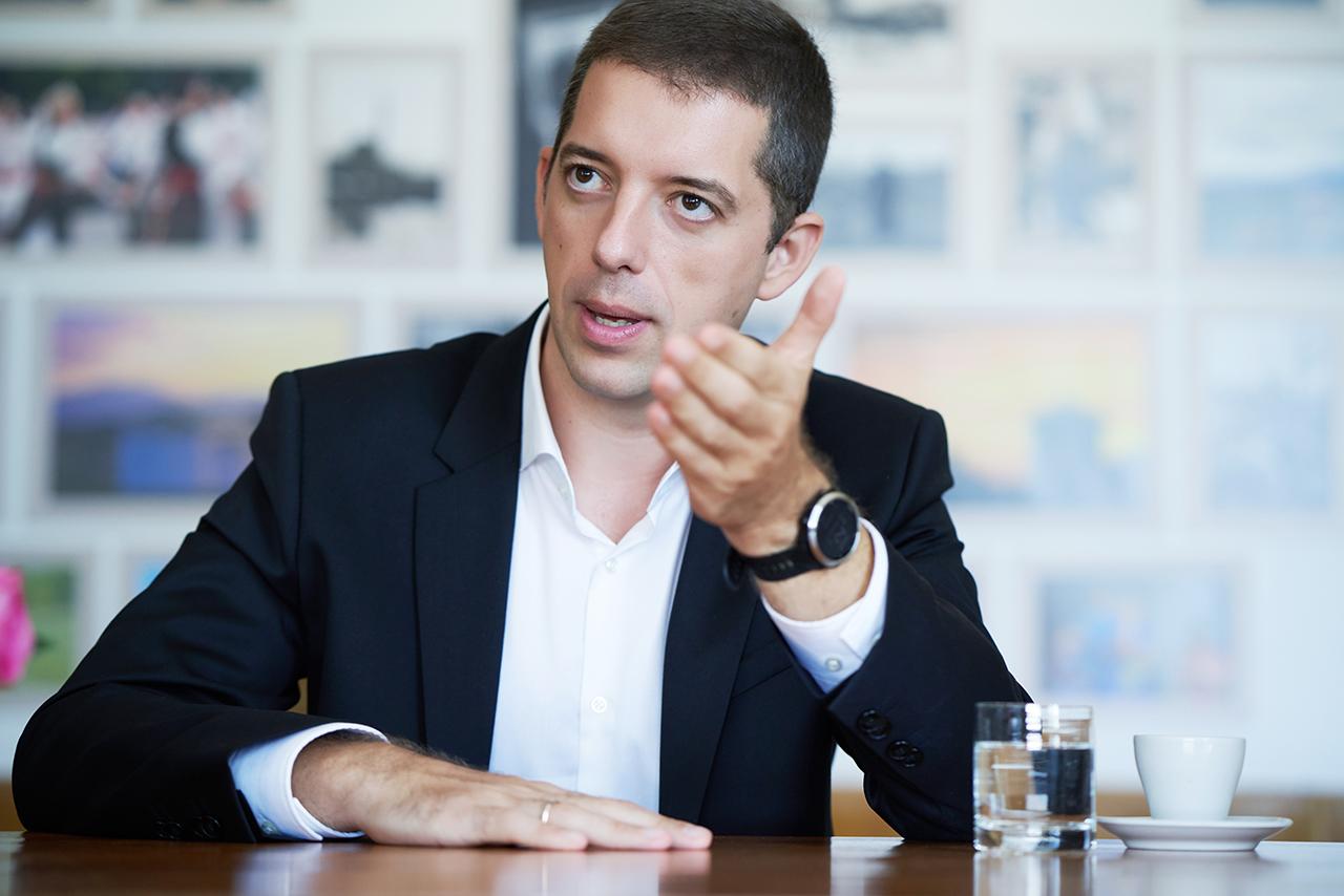 Đurić: Optužbe Trifunovića dno političke neodgovornosti