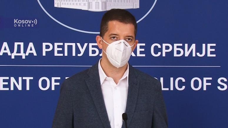 Đurić: U većinski srpskim sredinama na KiM distribuirani lekovi, životne namirnice i higijenski paketi