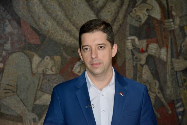 Đurić posle sastanka u Berlinu: Očekujemo konkretna rešenja