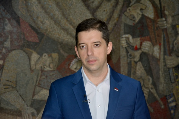 Đurić: Srpska lista neće podržati formiranje Vlade na Kosovu i Metohiji