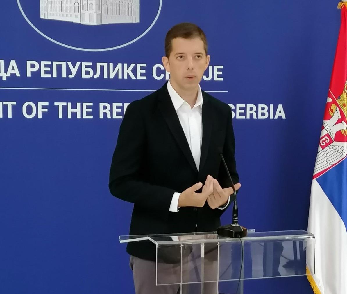 Đurić: Ukidanje taksi prvi test nove kosovske vlade