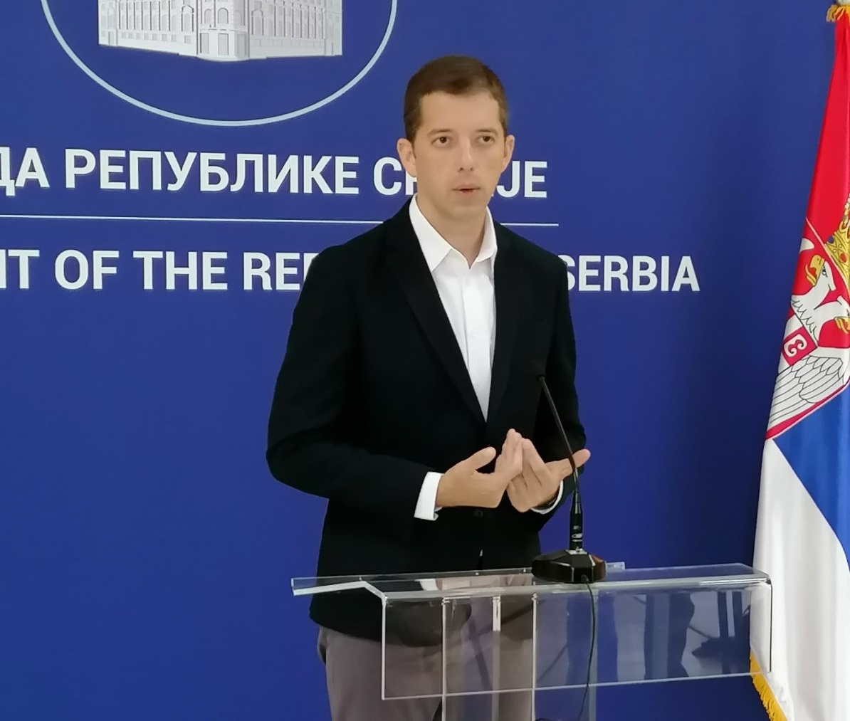 Đurić: Biće mnogo novih lica u vladi,sutra i o partnerima