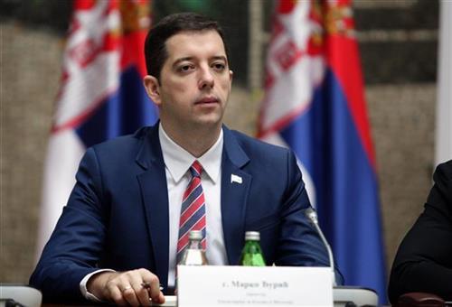 Đurić: Srbija i SAD na pragu redefinisanja odnosa