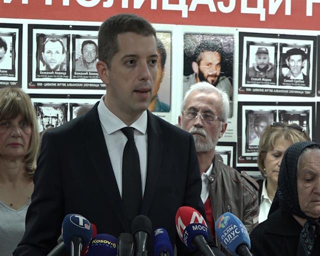 Đurić: Međunarodna zajednica je pala na ispitu na KiM