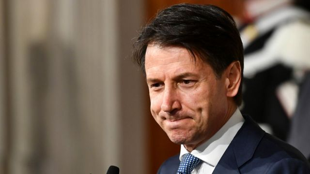 Italija: Konte odbio da podnese ostavku