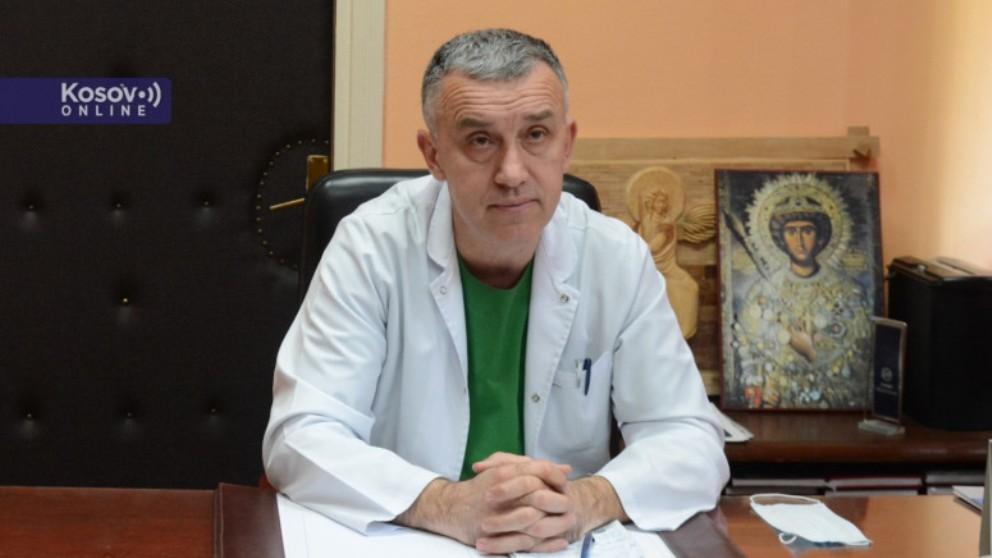 Elek: KBC je najreferentnija ustanova koja pruža 90 odsto svih zdravstvenih usluga na Kosovu