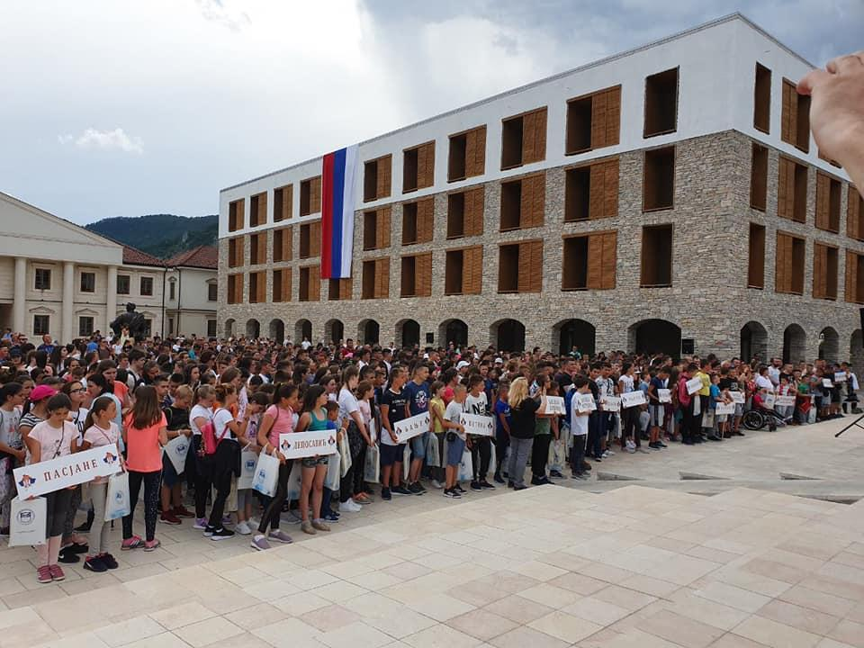 """Pandemija koronavirusa odložila realizaciju projekata """"Spojimo decu Kosova i Metohije i Republike Srpske"""""""
