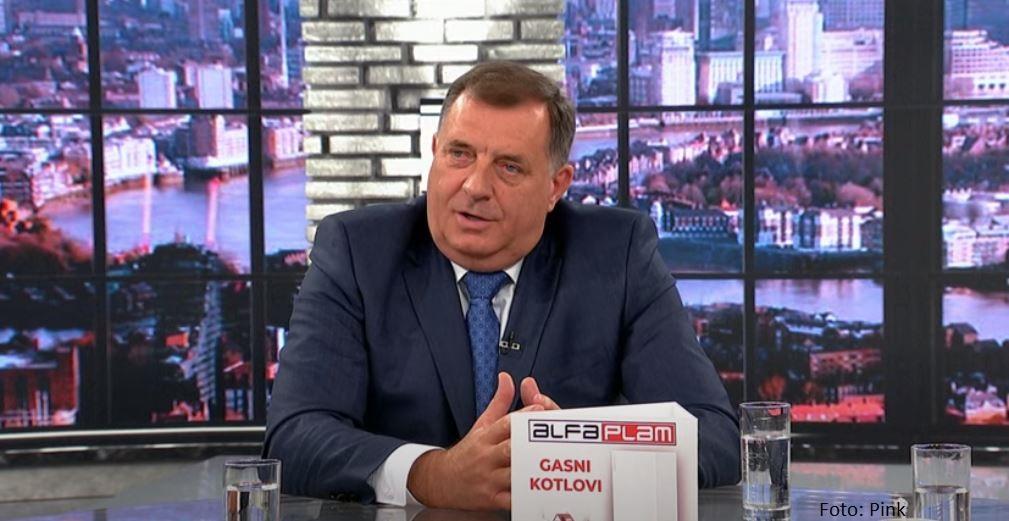 Dodik: Poziv svim Srbima da se okupe oko Srpske liste