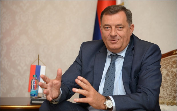 Dodik: Rusija poštuje Dejtonski sporazum, ne podržava avanture