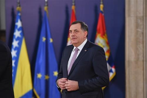 Dodik i Lajčak: Dijalog način za rešavanje problema u BiH