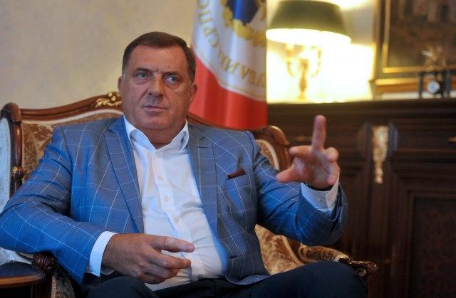 Salivan: Američke sankcije Dodiku ostaju na snazi