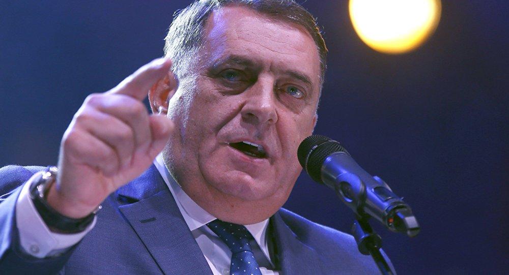 Dodik: Đukanović je politički klevetnik