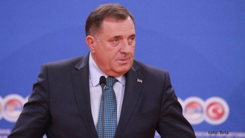 Dodik: Incko više ništa ne može da nametne