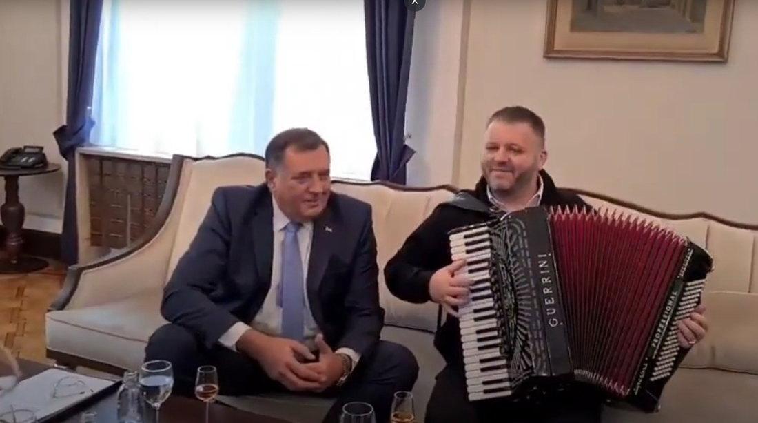 Ne smiruje se bura u Predsedništvu BiH – Dodik uz pesmu blokirao sve odluke