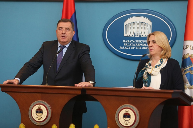 Obavljena primopredaja dužnosti u Vladi Republike Srpske