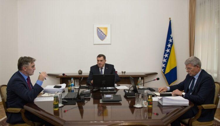Dodik: Saglasnost da Srbin bude predsednik vlade BiH