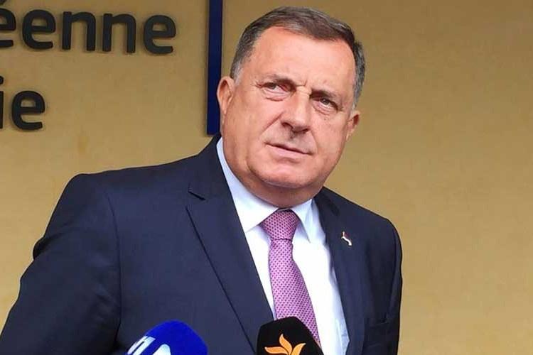 Dodik: Presuda generalu Mladiću nema veze sa pravom i pravdom