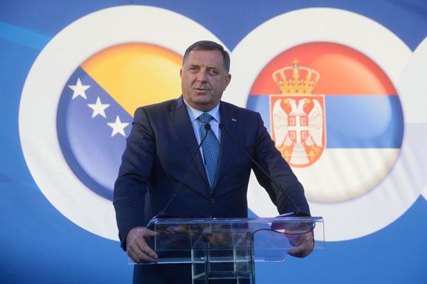 Dodik:Ovde se vidi opredeljenje Srbije da pomaze BiH i RS