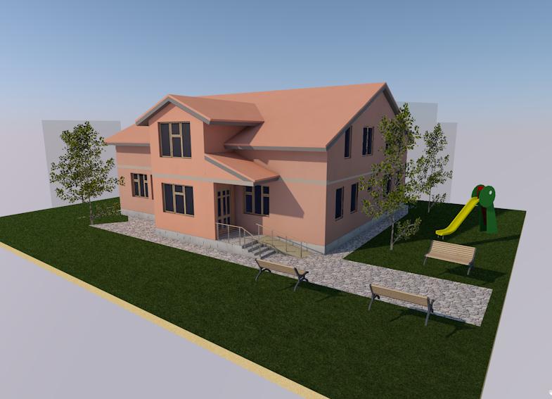 Donacija MTS d.o.o Kosovska Mitrovica za izgradnju dnevnog centra