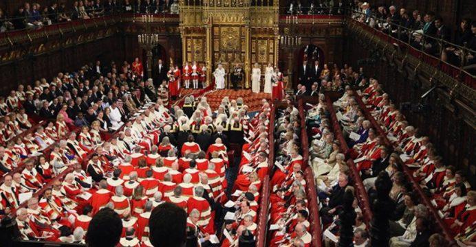 I Dom lordova usvojio zakon kojim se blokira Bregzit bez dogovora