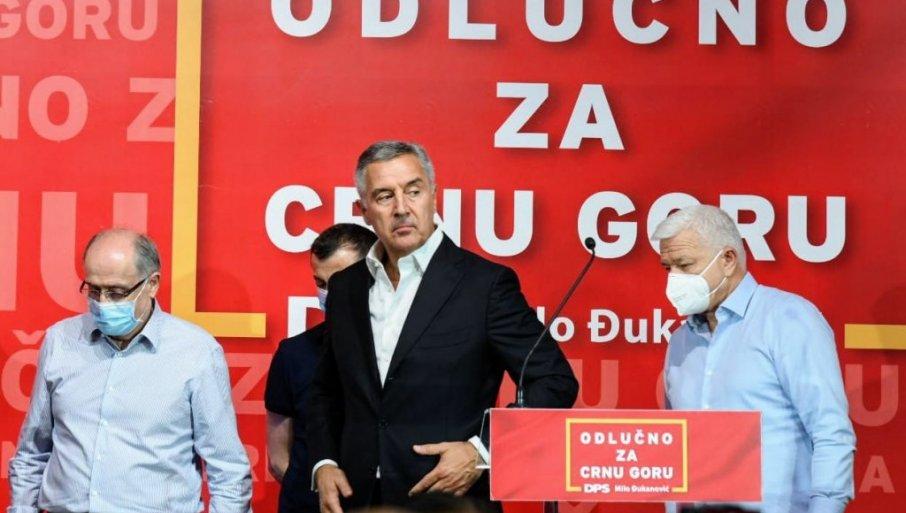 DPS podneo krivičnu prijavu protiv Krivokapića