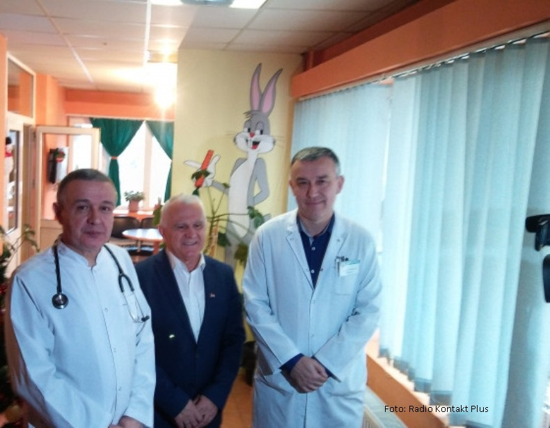 Delegacija lekara KBC Kosovska Mitrovica sutra u Banjaluci