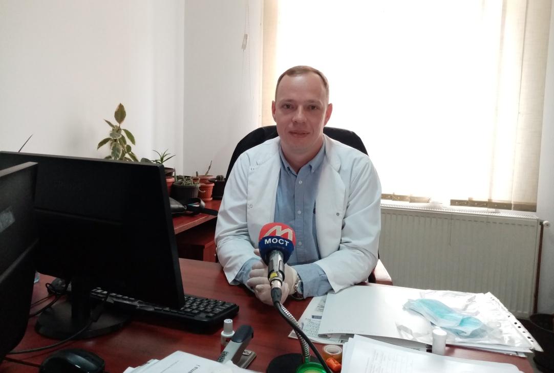 Antonijević: Danas testirano 60 osoba, do petka 300