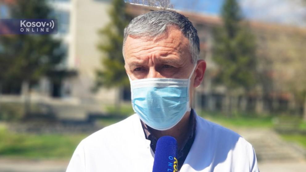 Elek: Procedura lečenja obolelih od koronavirusa je identična u svim srpskim sredinama na Kosovu