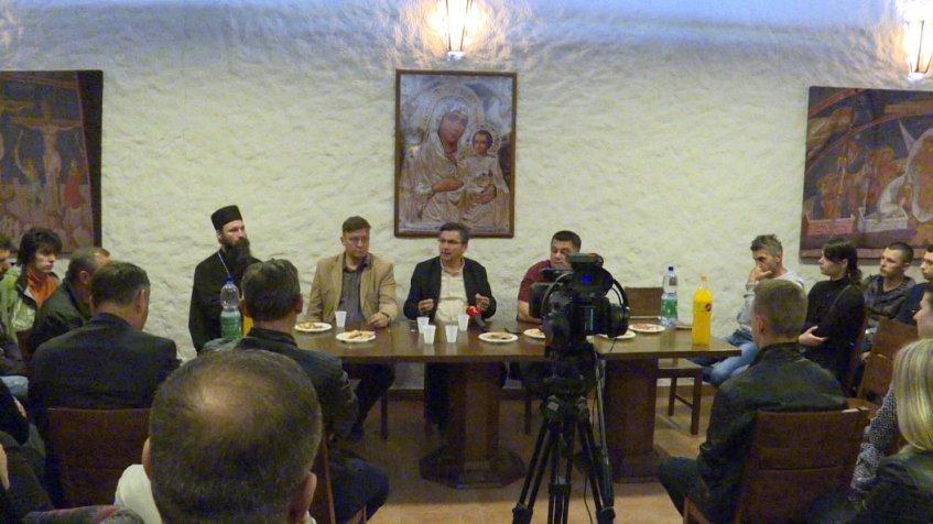 Predavanje o osam vekova održano u Dragancu