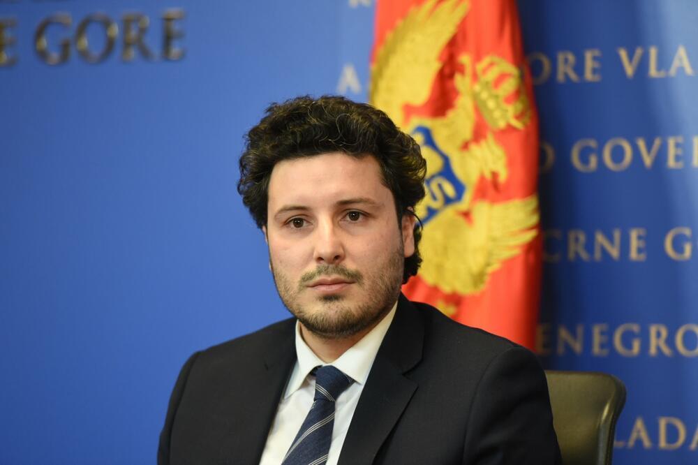 Dritan Abazović: Ako bude novi ministar policije, biće i novi izbori