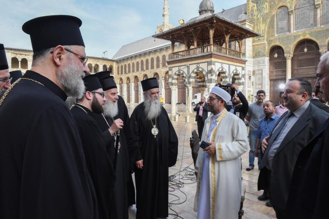 Patrijarh Irinej nepovređen u Siriji