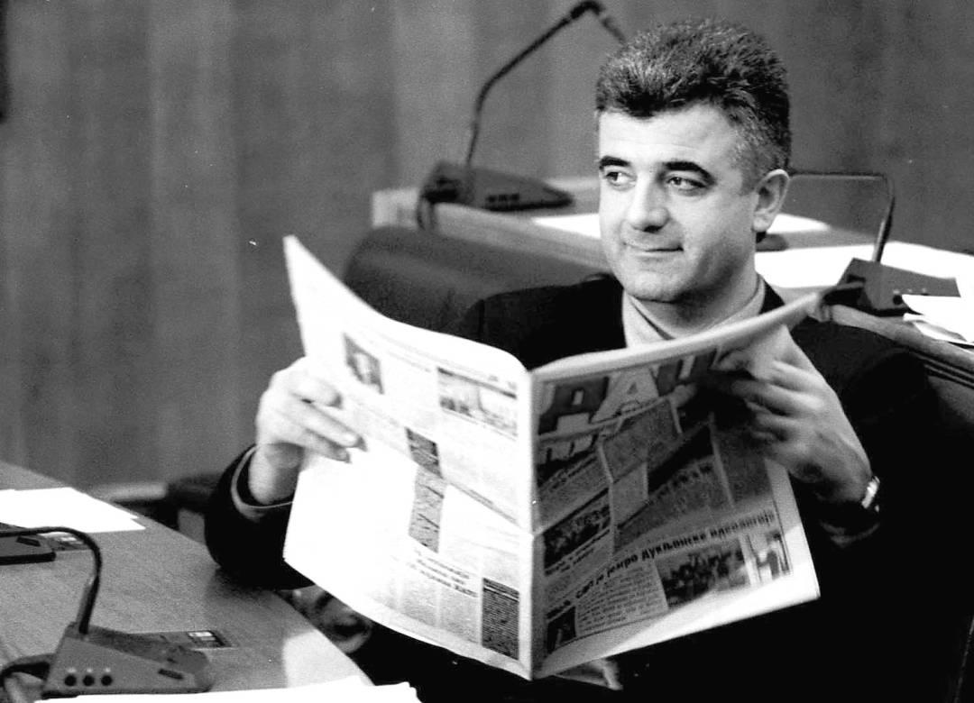 Abazović sa zatvorenikom o slučaju ubistva urednika Dana