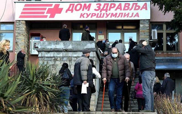 Više od 5.000 građana sa Kosova vakcinisano u DZ Kuršumlija