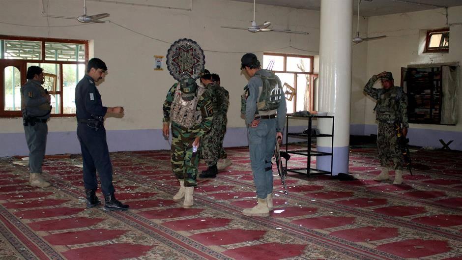 Eksplozija u džamiji u Avganistanu, više od 60 mrtvih