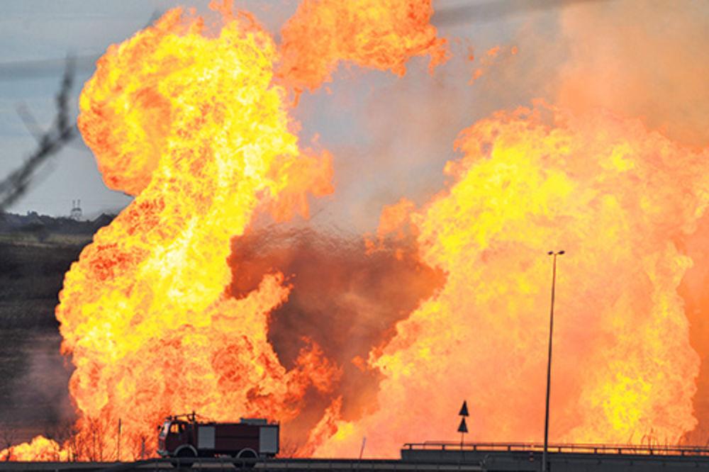 Nigerija, više od 50 nestalih u eksploziji gasovoda