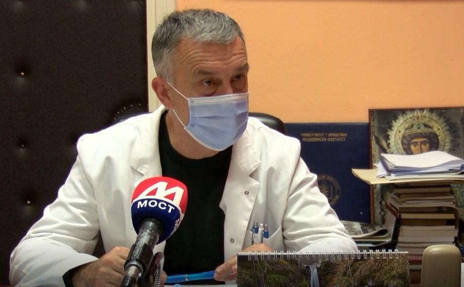 Dr Elek: Epidemiološka situacija na severu KiM nepromenjena