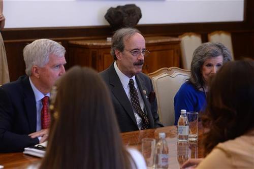 Engel sa poslanicima: Države regiona treba da sarađuju