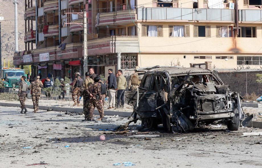 Avganistan: U ekploziji bombe poginulo 10 civila