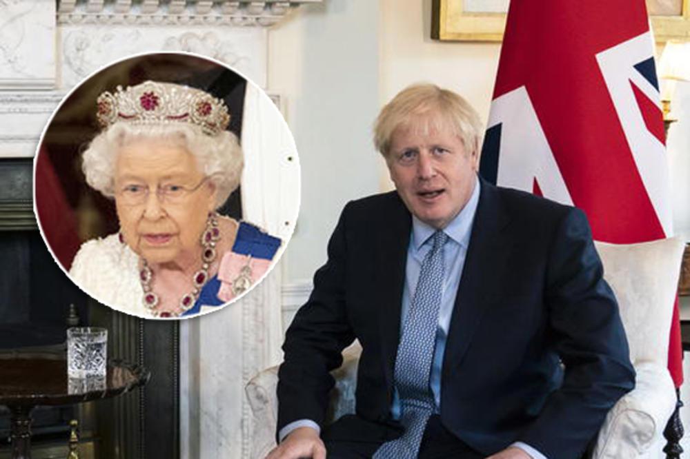 Kraljica Elizabeta podržala Džonsona
