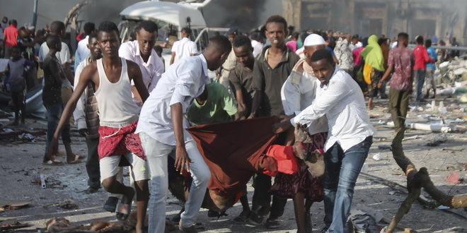 Somalija: U eksploziji kod predsedničke palate devet mrtvih