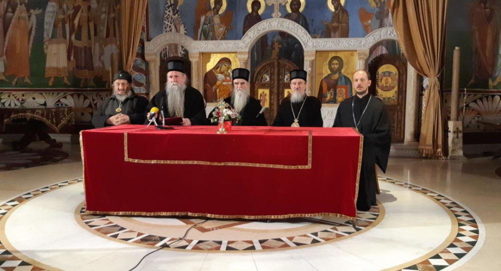 Episkopski savet u poseti Stejt departmentu: Upoznali američke zvaničnike sa situacijom u Crnoj Gori