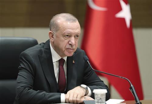 Erdogan: Grčka kriva za tenzije