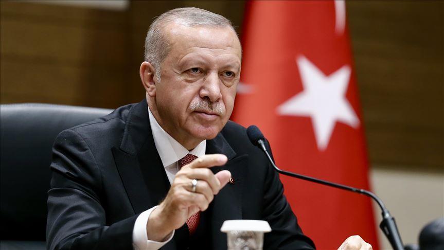 Erdogan: Svetske sile još nisu podržale