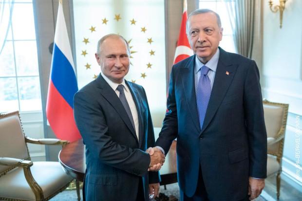 Erdogan: Razgovaraću s Putinom o Siriji u Sočiju