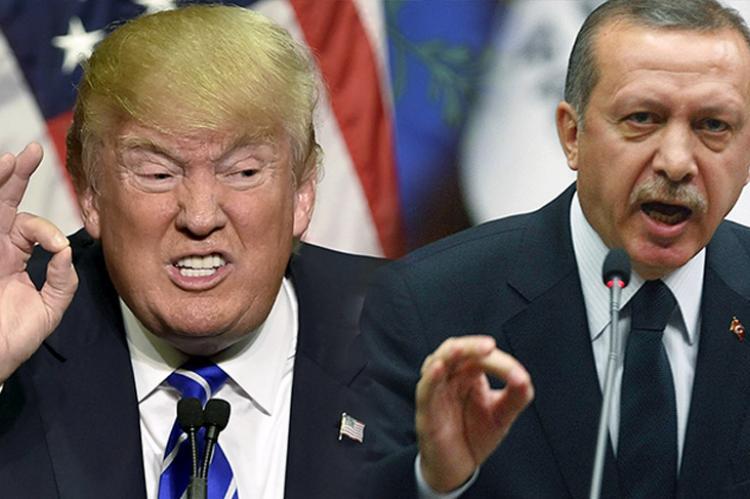 Bi-Bi-Si: Erdogan bacio Trampovo pismo u kantu