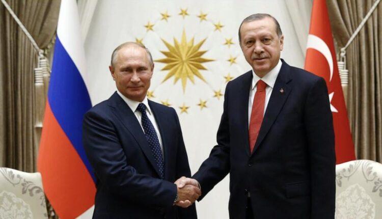 Putin i Erdogan o stanju u Libiji i Siriji