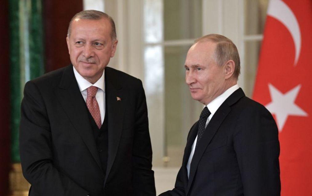 Erdogan pozvao Putina: Potrebno je obuzdati sirijsku vojsku u Idlibu