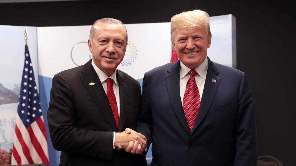 Erdogan i Tramp: Sastaćemo se 13. novembra u Vašingtonu