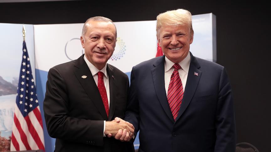 Erdogan: Krizu moguće prevazići zbog mojih odnosa sa Trampom